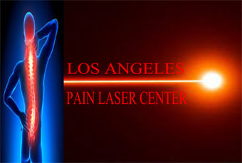 LA PAIN LASER CENTER Logo